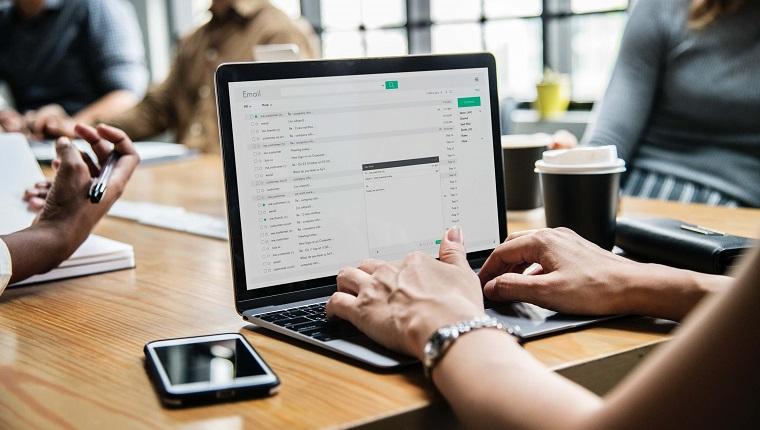 lợi ích của email đám mây