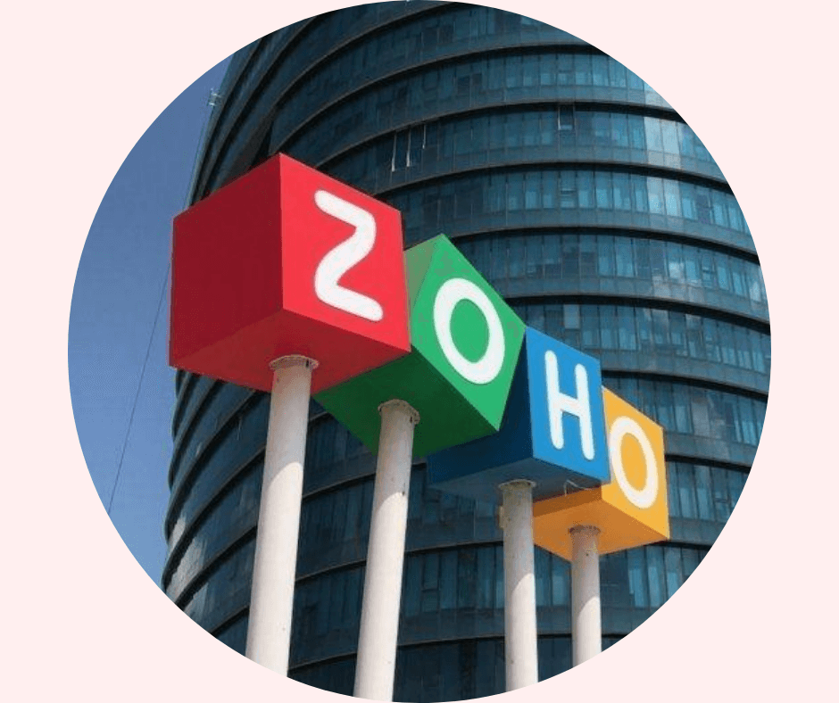dịch vụ zoho workplace