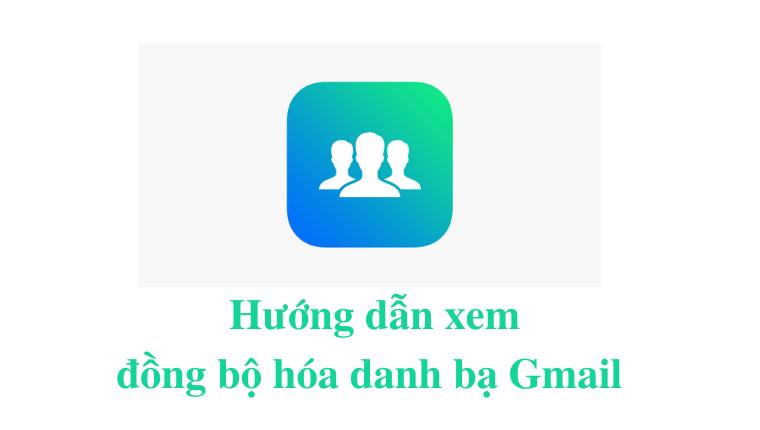Danh bạ Gmail