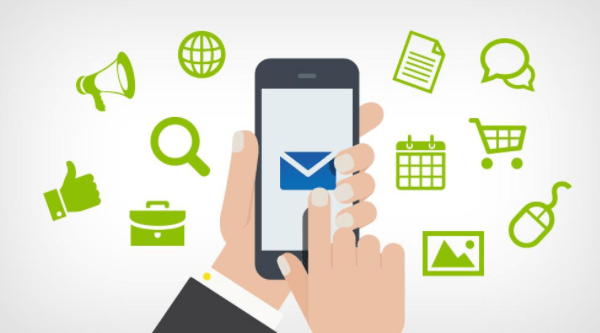 Sử dụng email