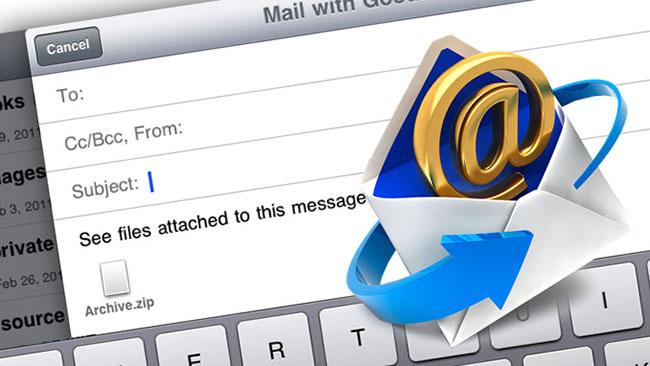 Tiêu đề email