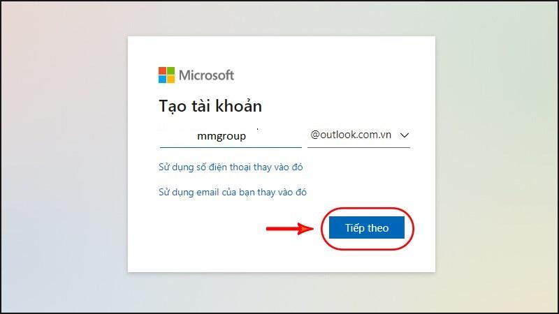 Đăng ký Microsoft 365